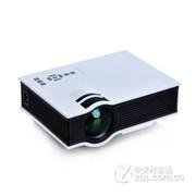 特兰恩(Tralean) 家用高清投影仪 3d便携微投 苹果安卓手机投影机