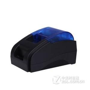 寒子城(Enhav)58U 热敏打印机 小票据打印机USB POS58超市打印送纸 USB 黑色