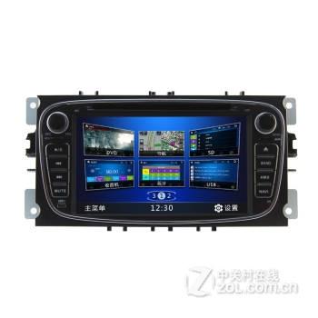 【【免费安装】四方游福特汽车gps车载dvd导航一体机