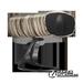 德古(DOMIGO)智能音响无线WiFi音箱家庭2.0声道纯手工木质HIFI音质 乌金木