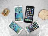 苹果iPhone 6对比图