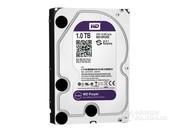 西部数据 紫盘1TB SATA 6Gb/s 64M 监控硬盘(WD10PURX)