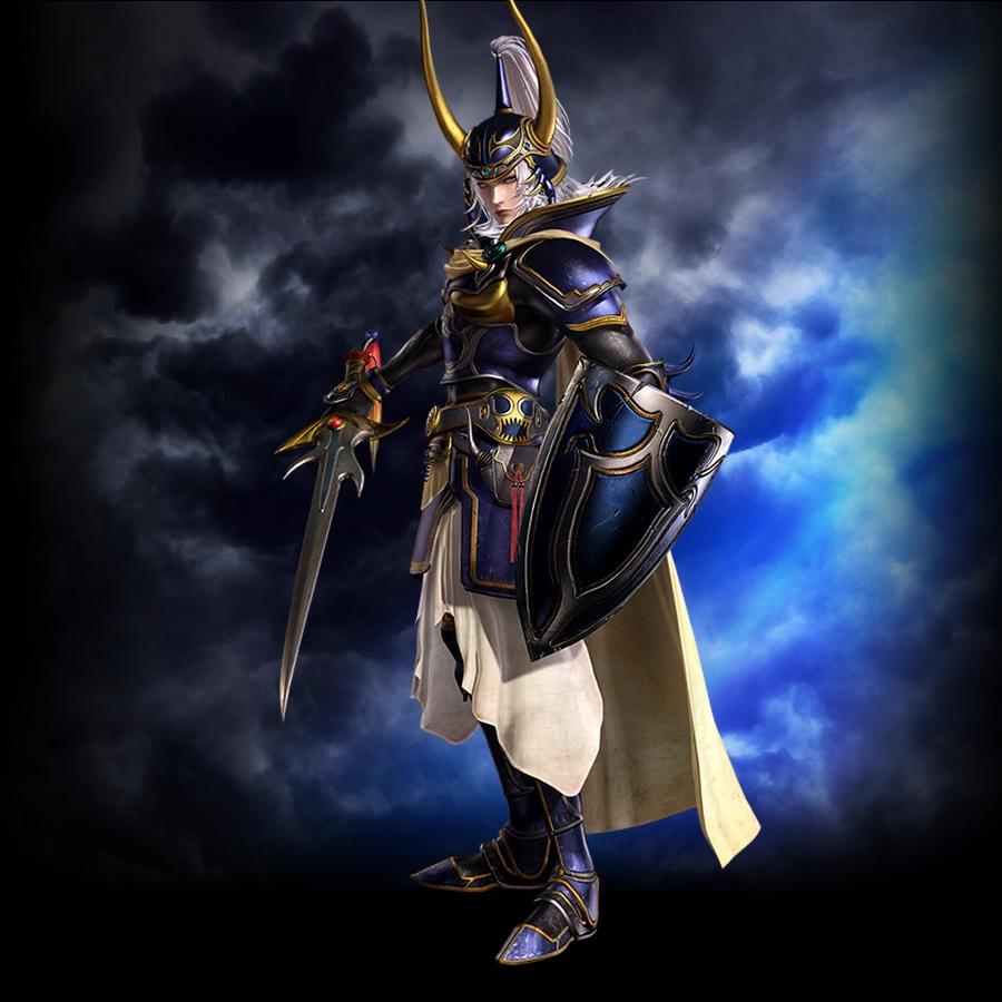 快收藏 最终幻想 纷争 新作角色海报