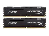 金士顿骇客神条FURY 16GB DDR4 2400(HX424C15FBK2/16)