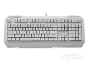 雷柏 V700白色版游戏机械键盘