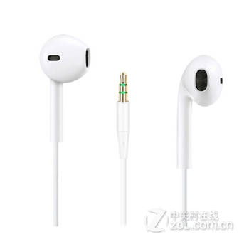 纯德入耳/平耳夜光耳机 苹果/安卓智能通用 重低音乐手机耳机 线控带