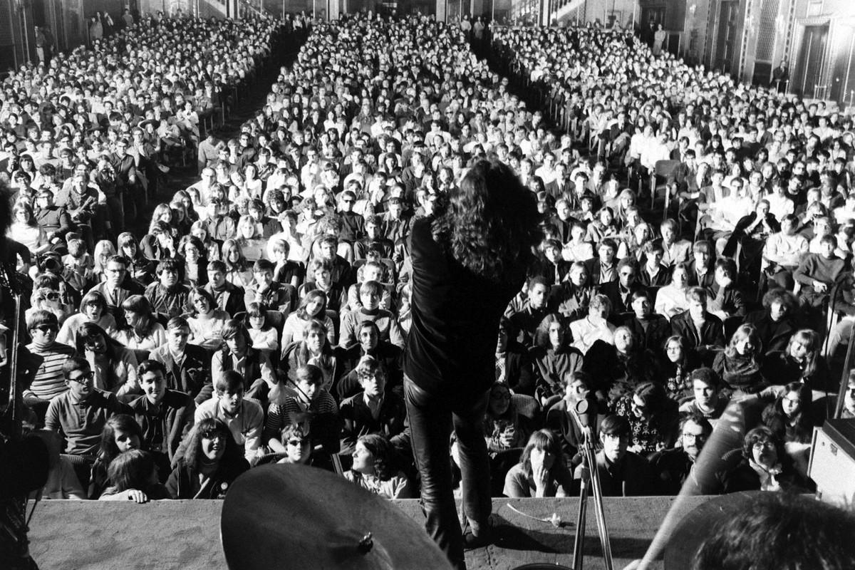 【高清图】 吉姆·莫里森:27俱乐部的即兴摇滚诗人图9