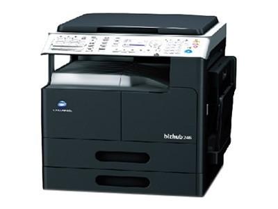 柯尼卡美能达206 数码复印机太原热卖