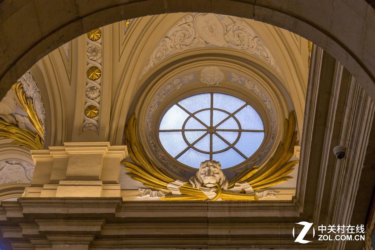 【高清图】大c游世界 走进西班牙马德里的大皇宫 图28