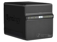 Synology DS416J 4盘位NAS网络存储器 【原装行货】