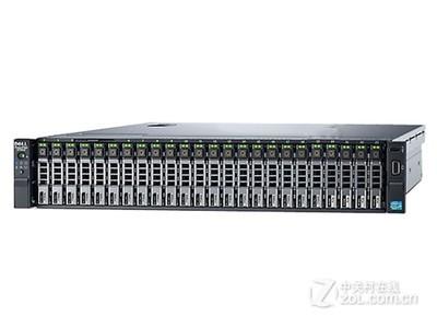 戴尔 PowerEdge R730XD 机架式服务器(Xeon E5-2620 V3*2/8GB*2/600GB*6)