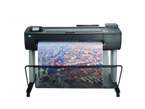 惠普T730 大幅面打印机北京报价25800元