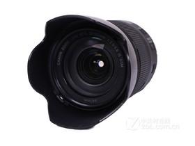 佳能EF-S 18-135mm f/3.5-5.6 IS USM正面(带遮光罩)