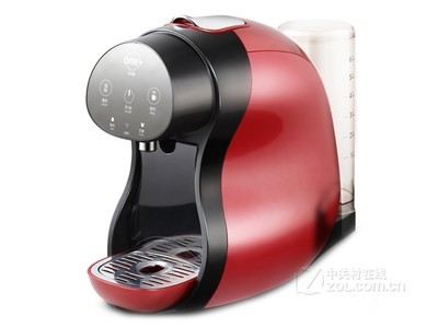 九阳全自动胶囊豆浆机 30秒制作一键清洗 ONE CUP KD12-Q6