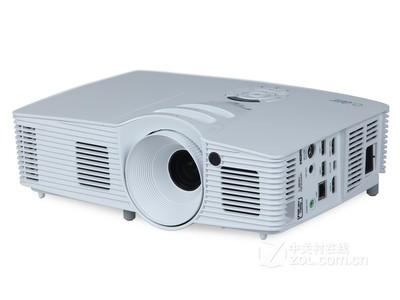 奥图码 HD260S 在客厅打造高性价比影院 家用投影*