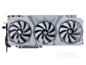 影驰GeForce GTX 1080名人堂限量版正面