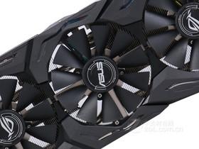 华硕ROG STRIX-GTX 1070-O8G-GAMING散热