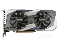 影驰 GeForce GTX 1060骁将6g 装机促销价仅售1766元