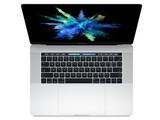 苹果新款Macbook Pro 15英寸整体外观图