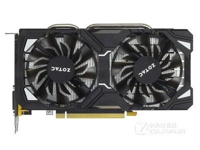 索泰GeForce GTX 毁灭者 HA广东2362元