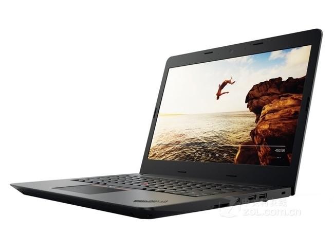 联想 E470c14英寸笔记笔记本系统u盘安装教程教程本电脑黑色系统不错 京东售价4299元