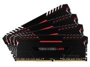 【官方正 品 假一赔十】海盗船 复仇者LED 64GB DDR4 3200 (CMU64GX4M4C3200C16R)