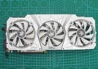 步骤实拍 GTX1070名人堂显卡更换水冷头