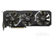 索泰 GeForce GTX 1060-3GD5 霹雳T3 OC