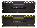 海盗船 复仇者RGB 16GB DDR4 3000(CMR16GX4M2C3000C15)