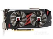 耕升 GTX 1050Ti烈风 RGB-4GB