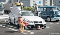 日本最牛停车场:绝对是男人梦想的天堂