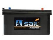 风帆 蓄电池  6-QW-120B  12V/120AH 铅酸免维护现货供应 3年质保服务