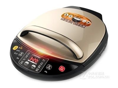 利仁LR-D3020A美猴王电饼铛双面加热可拆洗电饼档煎烤机烙饼*