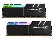 【官方正 品 假一赔十】芝奇 Trident Z RGB 16GB DDR4 3000(F4-3000C16D-16GTZR)