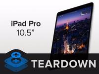 让人流口水的派 苹果iPad Pro 10.5拆解