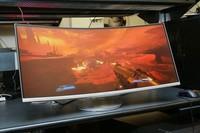34英寸弯曲屛:Samsung CF791极致体验