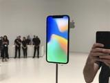苹果iPhone X实拍图