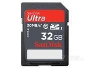 闪迪 至尊高速SDHC存储卡(32GB)