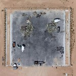 比飞机飞得更高 摄影师俯拍美国各地机场