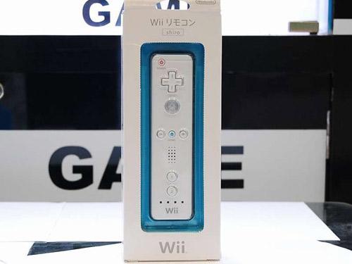 经典体感游戏机 任天堂Wii售价807元