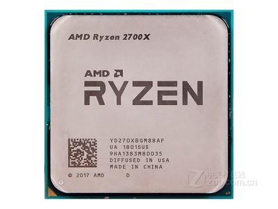 深圳IT网报道:AMD Ryzen 7 2700X