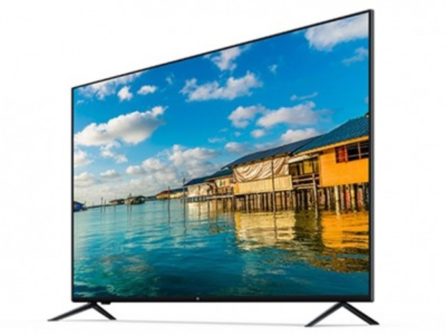 小米4c 50英寸液晶电视(50英寸 4k hdr 2gb 8gb 蓝牙)