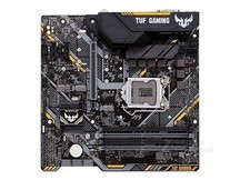 华硕(ASUS)TUF B360M-PLUS GAMING S 游戏主板 黑色
