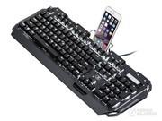 新盟 x10曼巴狂蛇复古朋克经典版键盘(青轴)