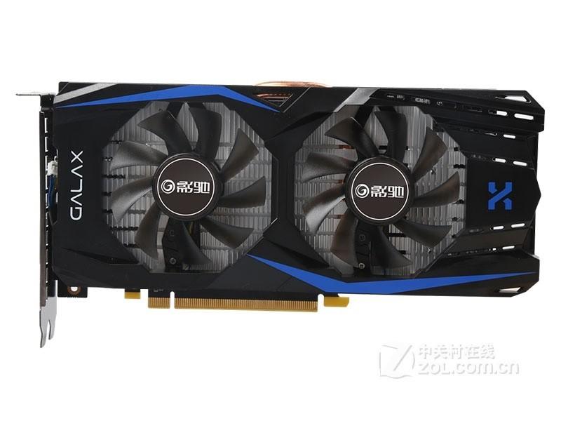 影驰GeForce GTX 1060 骁将X