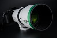 富士银炮 富士XF 200mm F2镜头外观赏