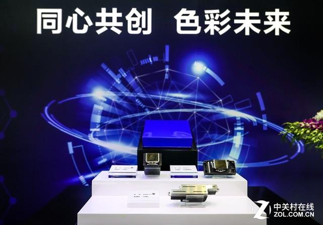 深圳IT网报道:同心共创色彩未来 爱普生推出多款打印头