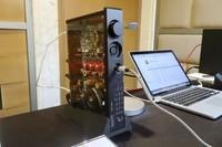 售价13800元 旷世QPm无损播放器亮相北京耳机展
