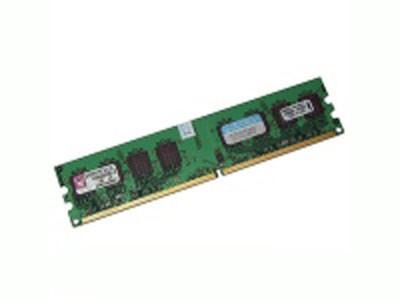 金士顿 2GB DDR2 800(KVR800D2N6/2G-SP)