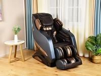 3D按摩零重力豪华太空舱 荣泰RT6910S按摩椅图赏